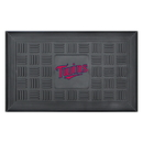 Fanmats 11305 MLB - Minnesota Twins Door Mat 19.5