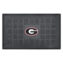 Fanmats 11357 Georgia Door Mat 19.5