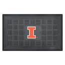 Fanmats 11358 Illinois Door Mat 19.5