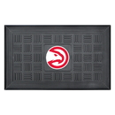 Fanmats 11401 NBA - Atlanta Hawks Door Mat 19.5