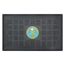 Fanmats 11407 NBA - Denver Nuggets Door Mat 19.5