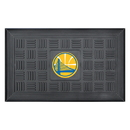 Fanmats 11409 NBA - Golden State Warriors Door Mat 19.5