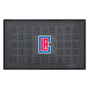 Fanmats 11412 NBA - Los Angeles Clippers Door Mat 19.5