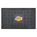 Fanmats 11413 NBA - Los Angeles Lakers Door Mat 19.5
