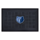 Fanmats 11414 NBA - Memphis Grizzlies Door Mat 19.5