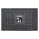 Fanmats 11418 NBA - Brooklyn Nets Door Mat 19.5
