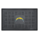 Fanmats 11457 NFL - Los Angeles Chargers Door Mat 19.5