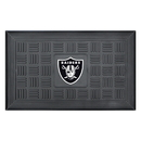 Fanmats 11461 NFL - Oakland Raiders Door Mat 19.5