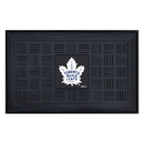 Fanmats 11468 NHL - Toronto Maple Leafs Door Mat 19.5