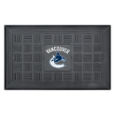 Fanmats 11469 NHL - Vancouver Canucks Door Mat 19.5