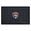 Fanmats 11482 NHL - Florida Panthers Door Mat 19.5
