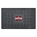 Fanmats 11777 Mississippi State Door Mat 19.5