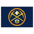 Fanmats 11905 NBA - Denver Nuggets Starter Rug 19