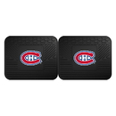 Fanmats 12398 NHL - Montreal Canadiens 2-pc Utility Mat 14