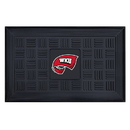 Fanmats 12446 Western Kentucky Door Mat 19.5