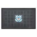 Fanmats 13410 Coast Guard Door Mat 19.5
