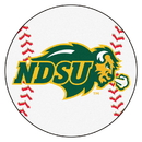 Fanmats 139 North Dakota State Baseball Mat 27