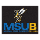 Fanmats 14150 Montana State - Billings All-Star Mat 33.75