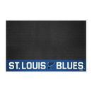 Fanmats 14249 NHL - St. Louis Blues Grill Mat 26