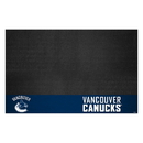 Fanmats 14252 NHL - Vancouver Canucks Grill Mat 26