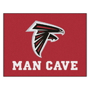 Fanmats 14264 NFL - Atlanta Falcons Man Cave All-Star Mat 33.75