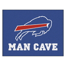 Fanmats 14272 NFL - Buffalo Bills Man Cave All-Star Mat 33.75