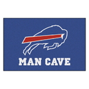 Fanmats 14273 NFL - Buffalo Bills Man Cave Starter Rug 19