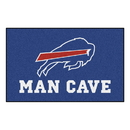 Fanmats 14274 NFL - Buffalo Bills Man Cave UltiMat 59.5