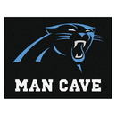 Fanmats 14276 NFL - Carolina Panthers Man Cave All-Star Mat 33.75