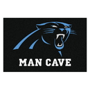Fanmats 14277 NFL - Carolina Panthers Man Cave Starter Rug 19