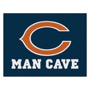 Fanmats 14280 NFL - Chicago Bears Man Cave All-Star Mat 33.75