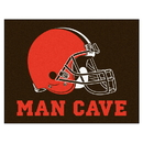 Fanmats 14288 NFL - Cleveland Browns Man Cave All-Star Mat 33.75