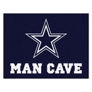 Fanmats 14292 NFL - Dallas Cowboys Man Cave All-Star Mat 33.75