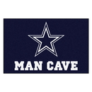 Fanmats 14293 NFL - Dallas Cowboys Man Cave Starter Rug 19