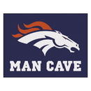 Fanmats 14296 NFL - Denver Broncos Man Cave All-Star Mat 33.75