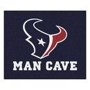 Fanmats 14311 NFL - Houston Texans Man Cave Tailgater Rug 59.5