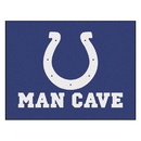 Fanmats 14312 NFL - Indianapolis Colts Man Cave All-Star Mat 33.75