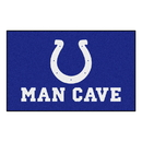 Fanmats 14314 NFL - Indianapolis Colts Man Cave UltiMat 59.5