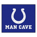 Fanmats 14315 NFL - Indianapolis Colts Man Cave Tailgater Rug 59.5