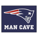 Fanmats 14332 NFL - New England Patriots Man Cave All-Star Mat 33.75