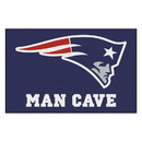 Fanmats 14333 NFL - New England Patriots Man Cave Starter Rug 19