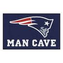 Fanmats 14334 NFL - New England Patriots Man Cave UltiMat 59.5