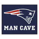 Fanmats 14335 NFL - New England Patriots Man Cave Tailgater Rug 59.5