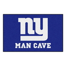 Fanmats 14342 NFL - New York Giants Man Cave UltiMat 59.5