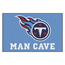 Fanmats 14381 NFL - Tennessee Titans Man Cave Starter Rug 19