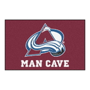 Fanmats 14415 NHL - Colorado Avalanche Man Cave UltiMat 59.5