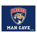 Fanmats 14433 NHL - Florida Panthers Man Cave All-Star Mat 33.75