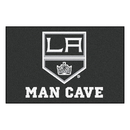 Fanmats 14438 NHL - Los Angeles Kings Man Cave Starter Rug 19