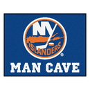 Fanmats 14457 NHL - New York Islanders Man Cave All-Star Mat 33.75