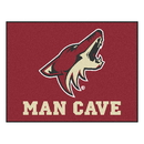 Fanmats 14473 NHL - Arizona Coyotes Man Cave All-Star Mat 33.75